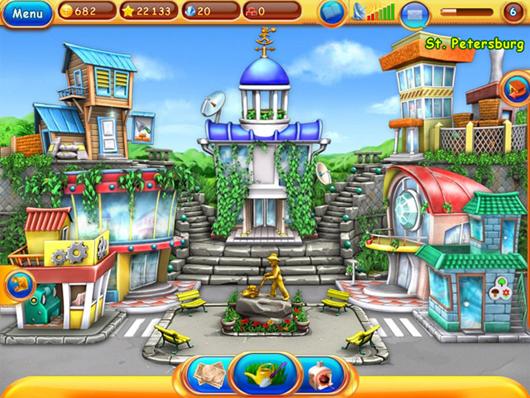Dream Farm: Home Town